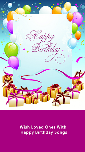 Happy Birthday Song By Name