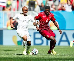 William Carvalho absent de la sélection portugaise