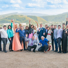 Wedding photographer Mikhail Gashikov (MiGa). Photo of 01.04.2015