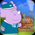 Baby Dinosaur Railway Cashier apk