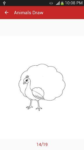 Drawing Animals screenshot 6