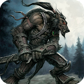 Werewolf Pack 2 Live Wallpaper