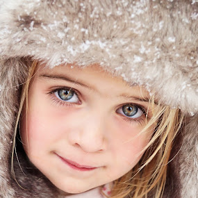 Innocents by Vikki Ford - Babies & Children Child Portraits ( child, girl, portrait, eyes )