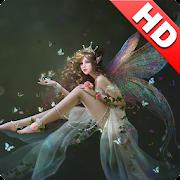 Fairy Girl Wallpaper HD 3.10 Icon