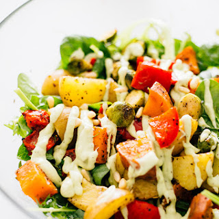 Roasted Vegetable Dressings Recipes