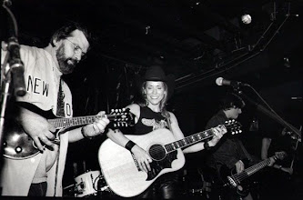 Photo: With Steve Earle