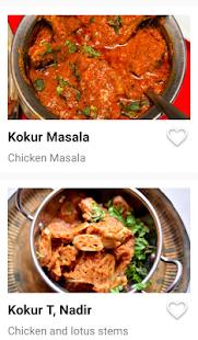 Kashmiri Recipes - náhled