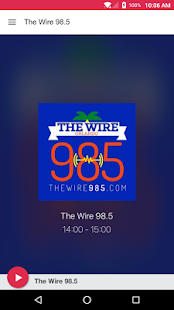 The Wire 98.5- screenshot thumbnail