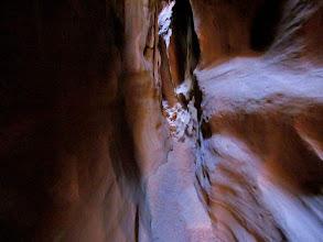 Photo: Bluejohn narrows
