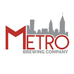 Logo for Metro Brewing Company
