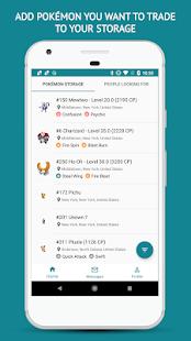 PokeTrade - Pokémon Go Trade Center