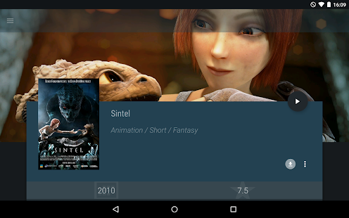 Yatse, the Kodi / XBMC Remote Screenshot 17