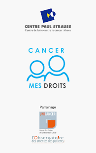 CANCER MES DROITS - náhled