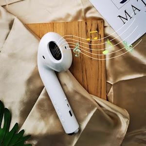 Boxa gigant Earphone Bluetooth, radio, slot card si stick