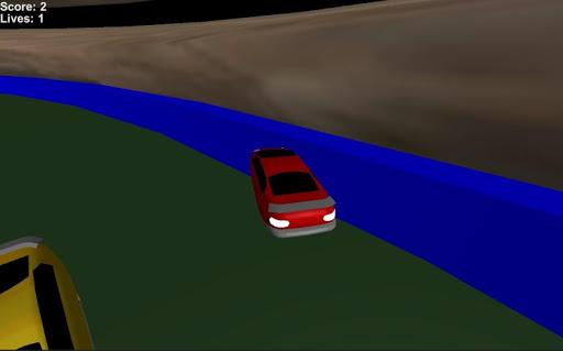撞车赛车3D