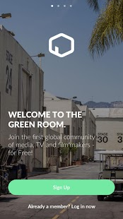 The Green Room- screenshot thumbnail