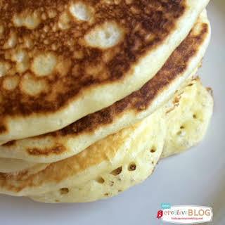 Pancakes With Cake Flour Recipes.