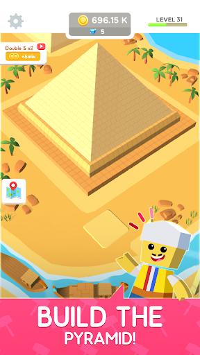 Idle Landmark Tycoon - Builder Game 1.28 Screenshots 3