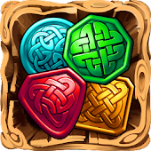 Jewel Tree: Match It puzzle