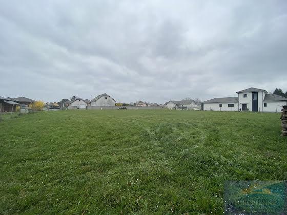 Vente terrain 1069 m2