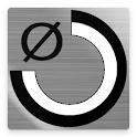 Gestreckte Länge (Kreisförmig) Silber icon