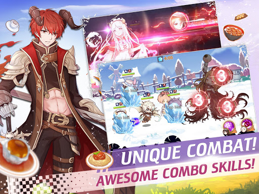 Food Fantasy apkpoly screenshots 16