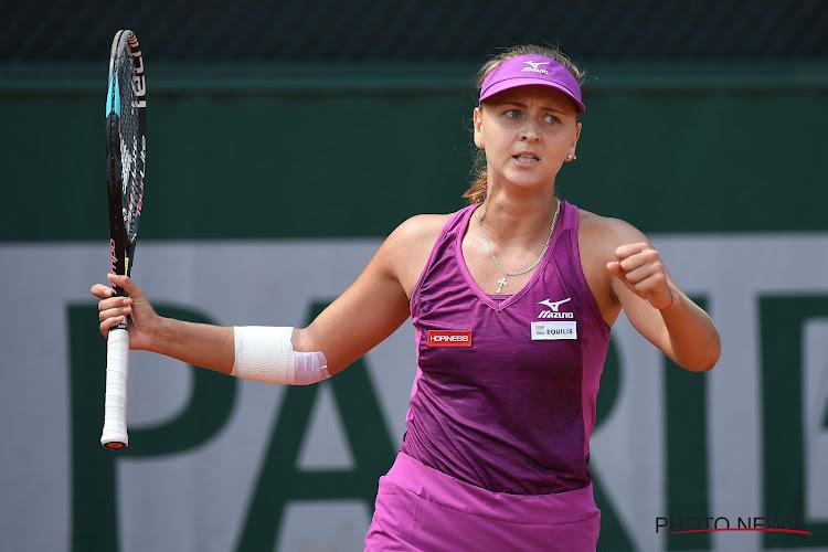 Maryna Zanevska laat geen spaander heel van Amerikaanse in eerste ronde in Polen, exit Bergs in Gstaad