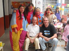 Photo: Muchas gracias Jardín Belén, por darnos la oportunidad  de servir amorosa y desinteresadamente, como Sai Baba nos enseñó!!!