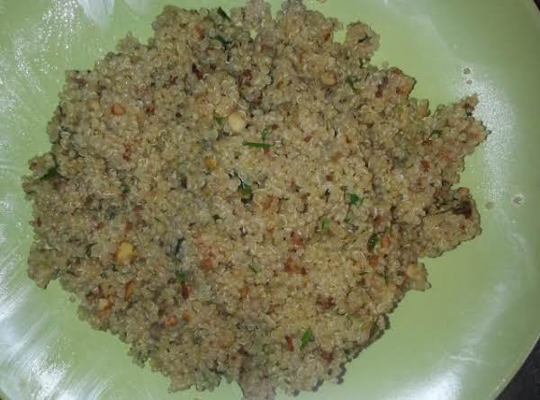 Back To Basics Quinoa Recipe