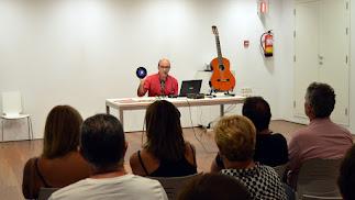 El Museo de la Guitarra fue el escenario de este 'Beatle Day'