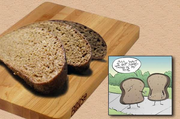 Wholesome Homemade Rye Bread Recipe