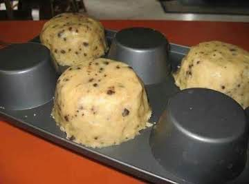 """Cookie """"Bowls"""" .. with favorite filling"""