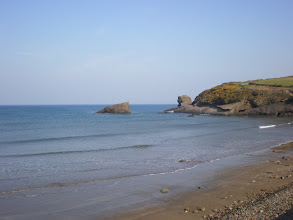 Photo: From Broad Haven to Solva