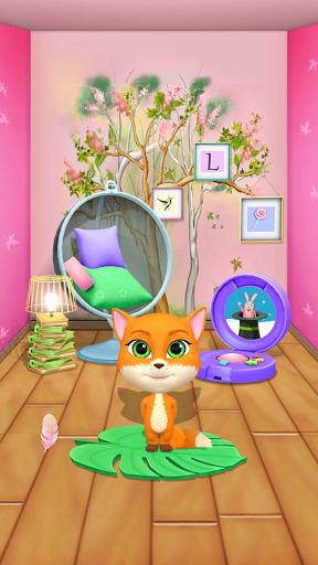 Lily - My Talking Virtual Pet apkdebit screenshots 14