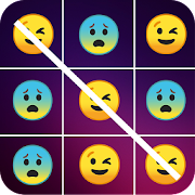 Tic Tac Toe For Emoji Games