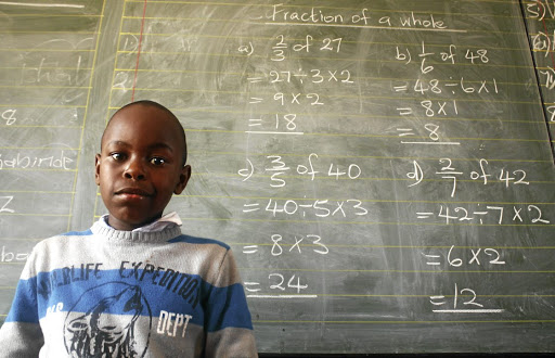 Ten-year-old Sibahle Zwane has the rare ability to calculate maths sums off the top of his head.