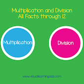 MultiplicationDivisionFlashCds