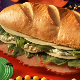 Big Easy Sandwich.