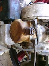 Photo: Broken spark plugs - easy!