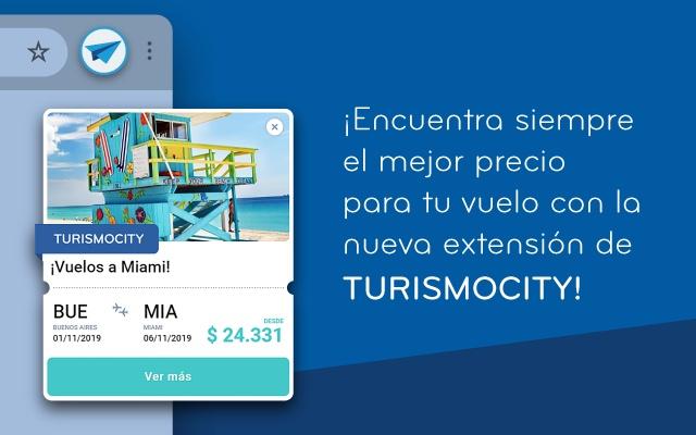 Turismocity - Compará vuelos baratos