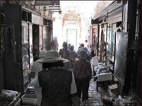 Photo: Иерусалим. Бывшая дорога Христа на Голгофу