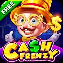Cash Frenzy™ Casino – Free Slots Games icon