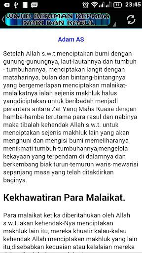Mukjizat Para Nabi & Rasul screenshots apkspray 15
