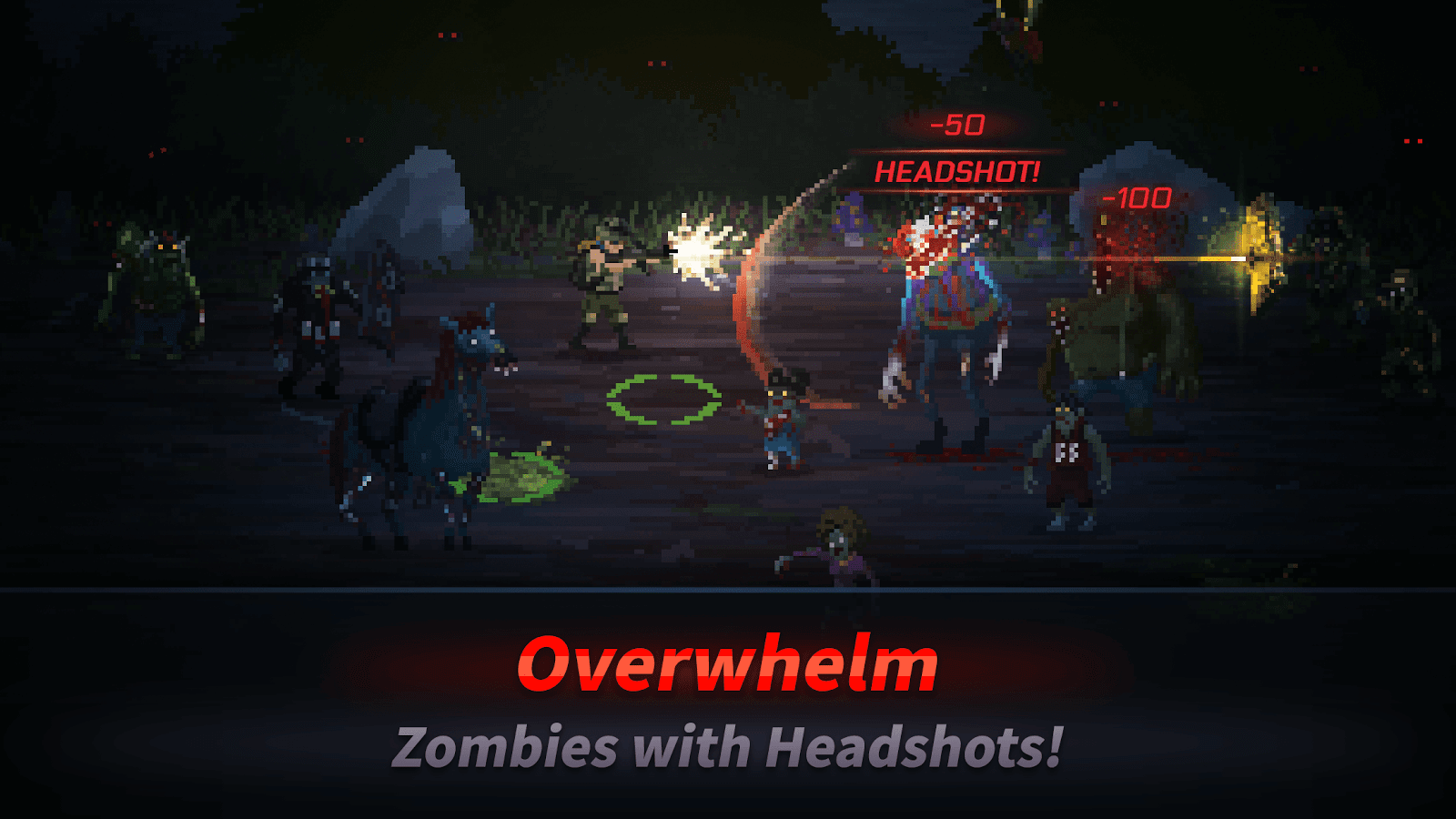 Headshot ZD : Survivors vs Zombie Doomsday- screenshot