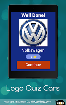 Logo Quiz Cars apk screenshot