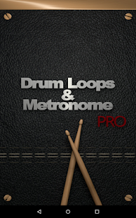 Drum Loops & Metronome Pro- screenshot thumbnail