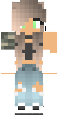 girl minecraft skins download pe