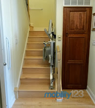 Photo: Stairlifts New Jersey