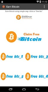Bitcoin Miner App-Earn Free Satoshis - náhled