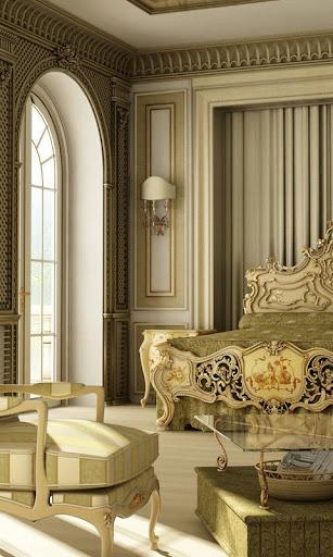 古典的な寝室 lwp